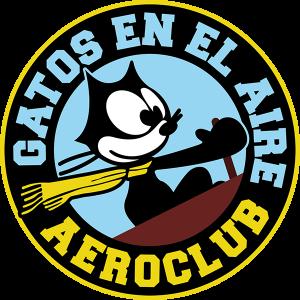 Aeroclub Gatos en el aire Logo